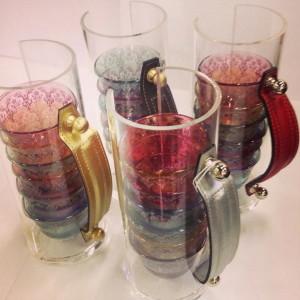 coffee cups plexi holder